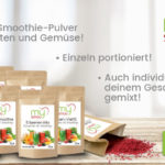 MySmoo Pulver-Mixturen für Smoothies review