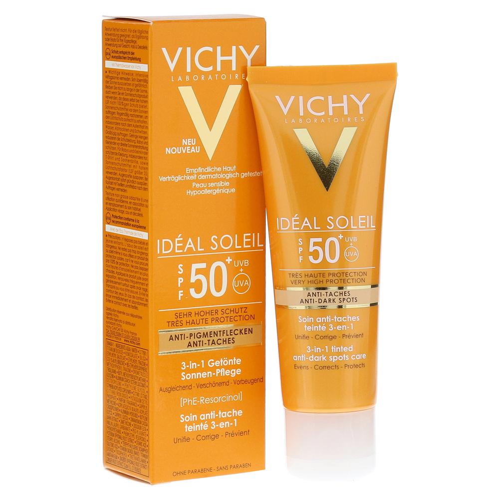 Erfahrungsbericht mit der vichy ideal soleil anti pigmentflecken creme - Creme anti coup de soleil ...